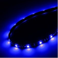 Akasa Vegas Magnetic LED Strip 50cm Blue