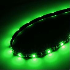 Akasa Vegas Magnetic LED Strip 50cm Green
