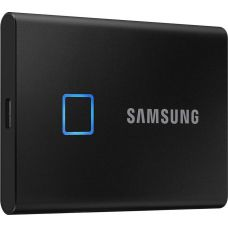 Samsung T7 Touch 1TB Portable SSD Black
