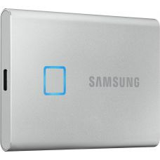 Samsung T7 Touch 1TB Portable SSD Silver