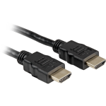Sharkoon HDMI Cable M/M 1m Black