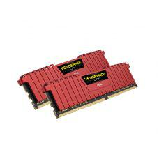 Corsair Vengeance LPX 16GB (2x8GB) DDR4-3200MHz (CL16) Red